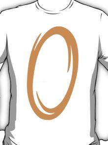 Portal-Orange T-Shirt