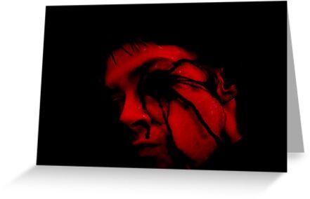 Blood  by stitchgrin