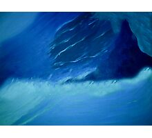 Wildness of the ocean Photographic Print