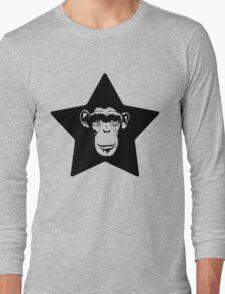 Monkey Superstar Long Sleeve T-Shirt