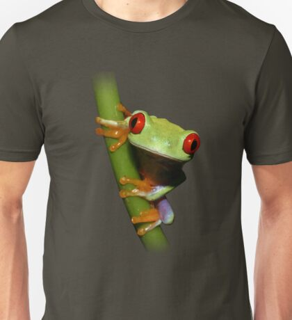 Who you looking at? Unisex T-Shirt