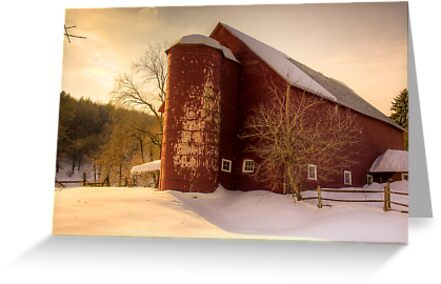 Vermont Afternoon by Barbara Ingersoll