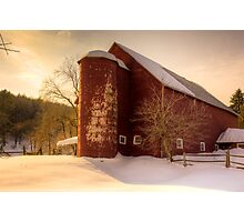 Vermont Afternoon Photographic Print