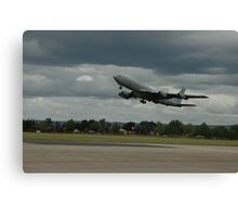 Take-off: 707 @ Richmond RAAF Airshow 2006 Canvas Print