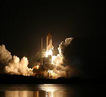 Night Launch by erauav8r