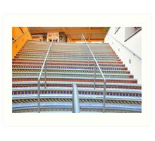 PV Staircase I Art Print