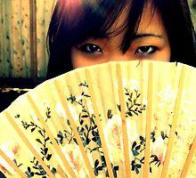 Eyes Speak as Words by Qian