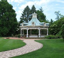 Victorian Gazebo by Monnie Ryan
