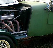 The Winning Engine Ulster (Ards) TT 1928 by oulgundog