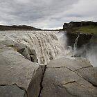 Dettifoss, Jökulsá Canyon, Iceland by hinomaru