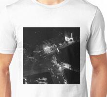 Streets of Paris at Night Unisex T-Shirt