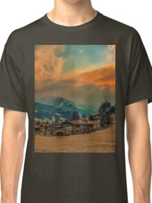 a stunning Austria landscape Classic T-Shirt