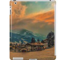 a stunning Austria landscape iPad Case/Skin
