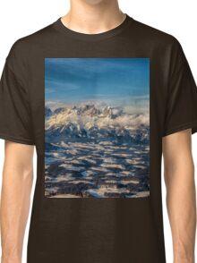 a historic Austria landscape Classic T-Shirt