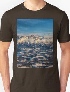 a historic Austria landscape Unisex T-Shirt