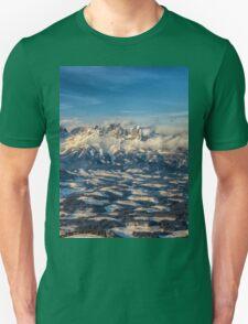 a historic Austria landscape T-Shirt