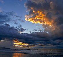 Brightening The Darkening Clouds by TomRaven
