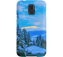 a colourful Austria landscape Samsung Galaxy Case/Skin