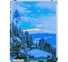 a colourful Austria landscape iPad Case/Skin