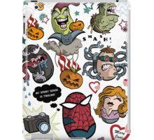 Spidey and Friends iPad Case/Skin