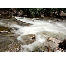 Mountain Stream Photographic Print