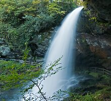 Dry Falls, Highlands, NC by dayhkr