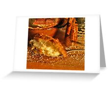 souffle passion Greeting Card