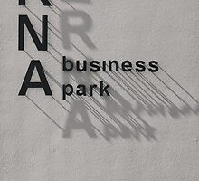 A business park by Andrew Bradsworth
