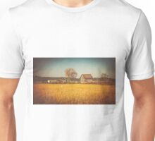 A Place to Rest after Harvest Unisex T-Shirt