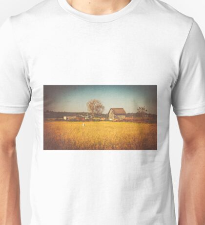 A Place to Rest after Harvest T-Shirt