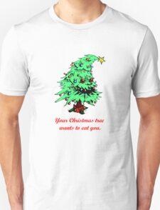 evil tannenbaum Unisex T-Shirt