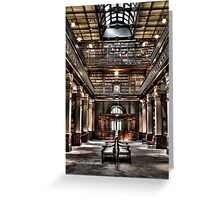 The Mortlock Wing Greeting Card