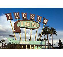 Tucson Inn Photographic Print