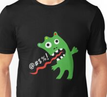critter expletive - dark  T-Shirt