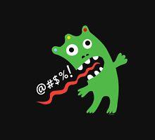 critter expletive - dark  Unisex T-Shirt