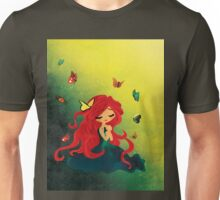 This Girl only Sleeps with Butterflies Unisex T-Shirt
