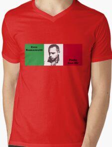 Parla Con Me Mens V-Neck T-Shirt