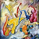 JAZZ DREAM by IRENE NOWICKI