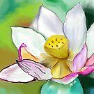Painted Flower by Jrsjewels