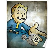 Fallout Vault Boy Poster
