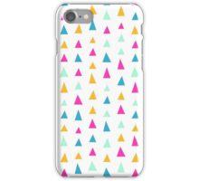 Bright Triangles iPhone Case/Skin