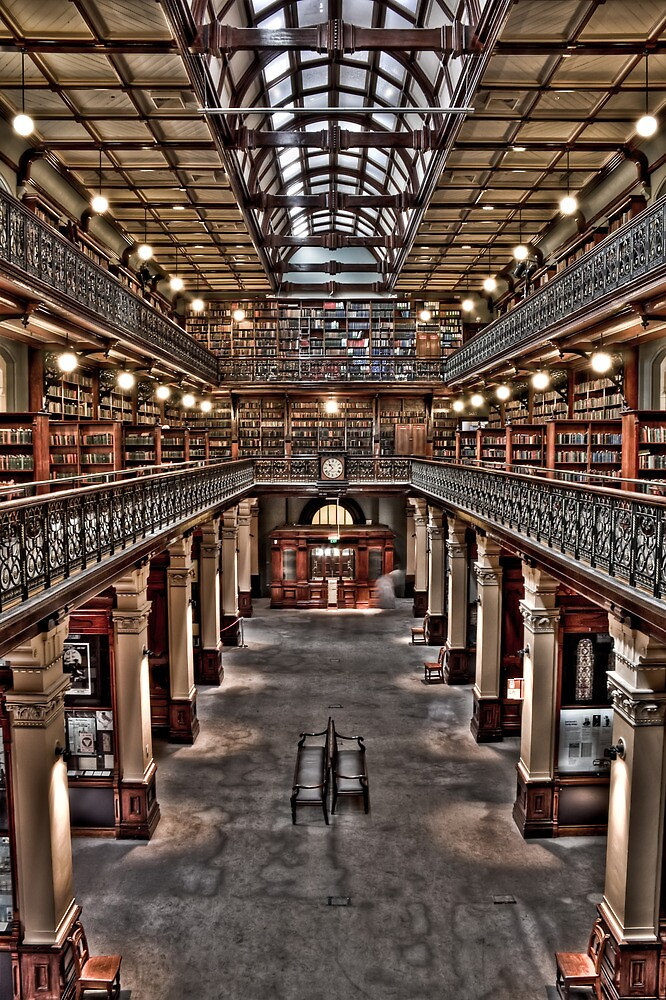 State Library of South Australia by Danny Clarkson