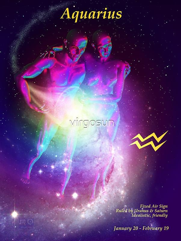 Aquarius Universalis by virgosun