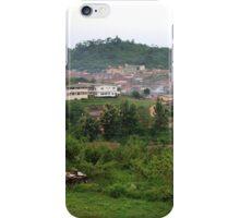 a desolate Nigeria landscape iPhone Case/Skin