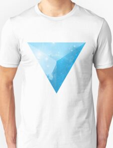 cosmic triangle Unisex T-Shirt