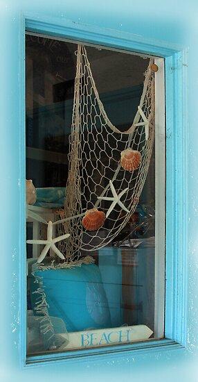 Beach Window by CarolM