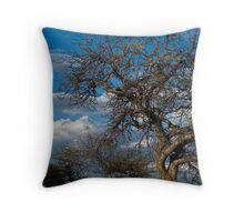 faraway tree Throw Pillow