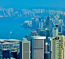 Postcard from Hong Kong: by Lydia Griffiths
