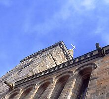 A Church in St. Andrews by Ann Marie Donahue