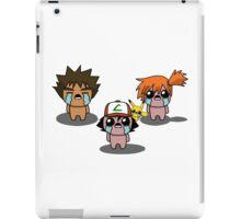 The Binding Of Isaac/Pokémon Crossover - Kanto Group iPad Case/Skin